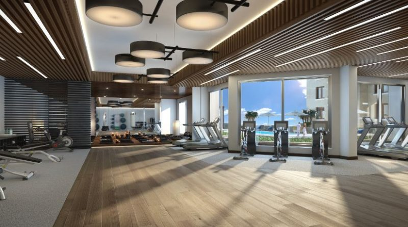 Merrick Manor S State Of The Art Fitness Center Promotes